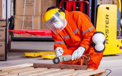 Articole componente ale echipamentului de protectie