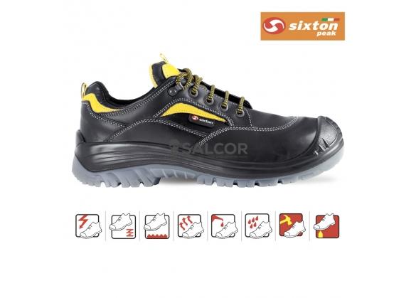 Pantofi Sixton BLACK LAND S3 SRC art. 2561