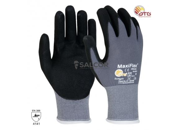 Manusi protectie Maxiflex 34-874
