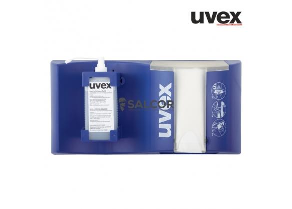 Statie de curatat ochelarii - Uvex, art. 9970002