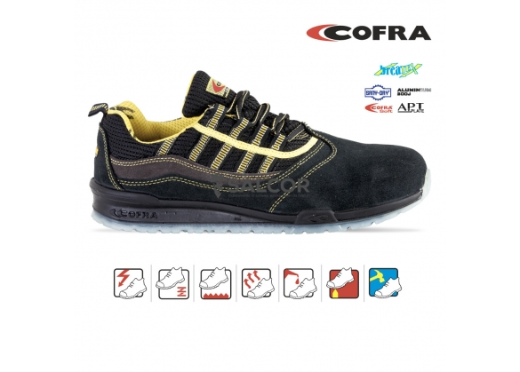 Pantofi Cofra MARCIANO S1P SRC art. MARCIANO