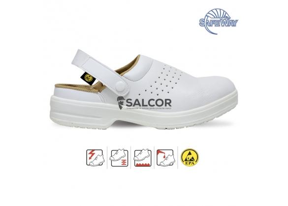 Saboti Safeway ESD-AIRING CLOG art. 4200 0