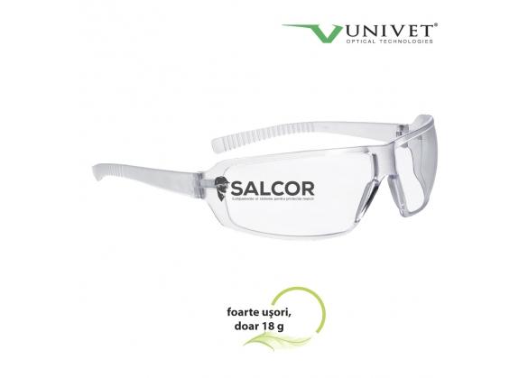 Ochelari de protectie Stil 553 cu lentila incolora, art. 8014