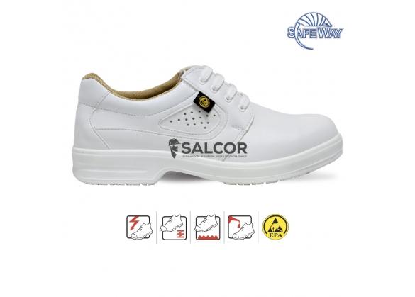 Pantofi Safeway ESD-TOP DERBY art. 4202