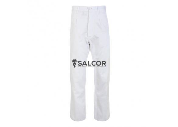 Pantalon standard TEO WHITE ART. 90812A