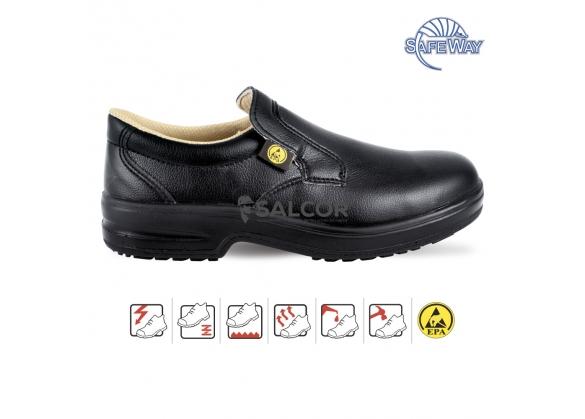 Pantofi Safeway ESD-PROFI SLIPPER art. 4204