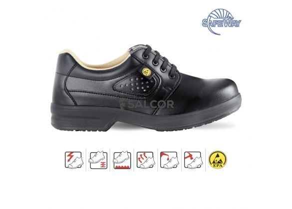 Pantofi Safeway ESD-TOP DERBY art. 4205 0